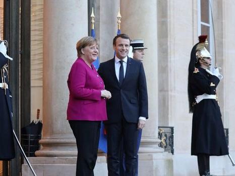 """Macron est une chance """"historique"""" pour l'Europe"""