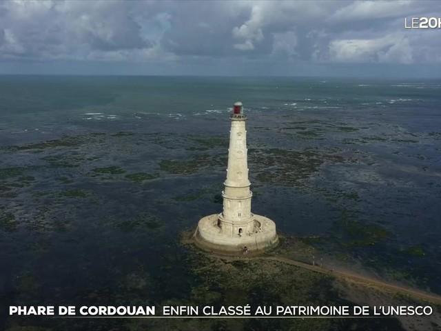 Phare de Cordouan : enfin classé au patrimoine de l'Unesco