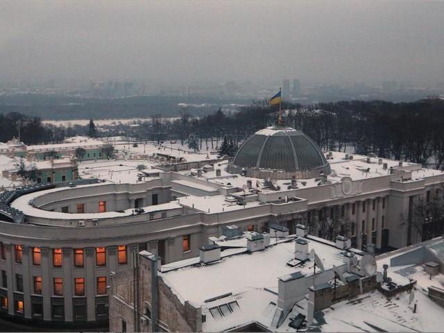 """Ukraine: une loi pour """"réintégrer le Donbass"""""""