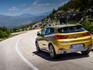 Rapport: BMW X2 - BMW présente le X2 simultanément à Detroit… et à Bruxelles