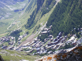 Sélection d'hotels : Val d'Isère abordable: c'est possible!