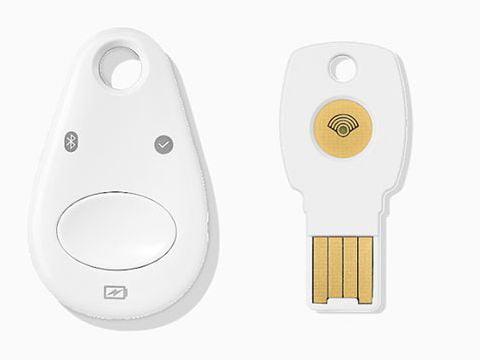 La clé de sécurité Titan de Google arrive en France