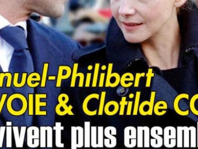 Clotilde Courau et Emmanuel-Philibert de Savoie, ils ne vivent plus ensemble