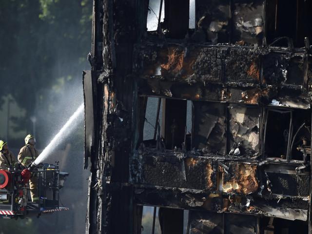 L'incendie de Londres a fait au moins 30 morts selon un nouveau bilan