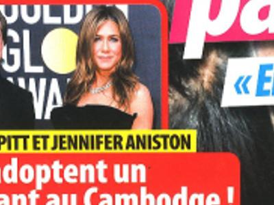 Jennifer Aniston, Brad Pitt, ils adoptent au Cambridge, ça se précise