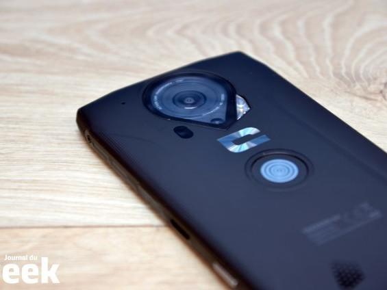 Test Crosscall Trekker X4 : un smartphone antichoc avec Action Cam intégrée