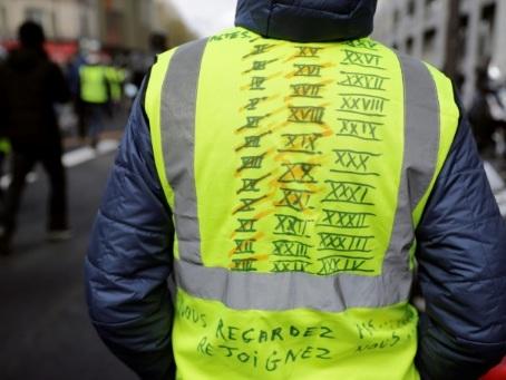 """Acte 51 des """"gilets jaunes"""": nouvelle mobilisation dans plusieurs villes de France"""