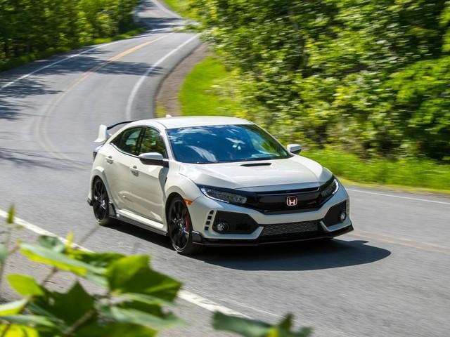 Honda Civic Type R 2018 : aperçu