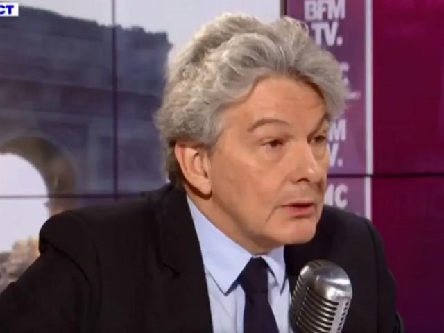 Thierry Breton dément avoir perçu 45 millions d'euros de la vente de ses actions Atos