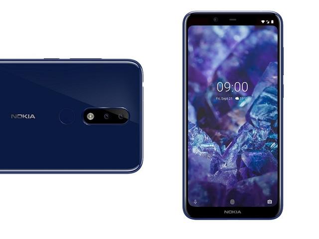 Bon plan : le Nokia 5.1 Plus à 109 euros au lieu de 228