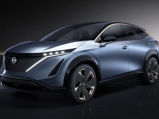 Salon de Tokyo 2019 – Nissan dévoile le concept Ariya