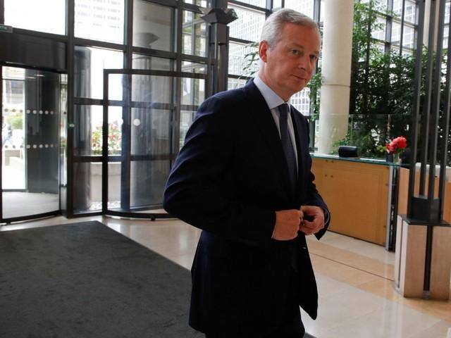 Taxe sur le numérique: la France prête à riposter en cas de sanctions US, dit Le Maire