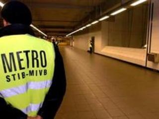 Bruxelles: deux blessés graves dans une bagarre à la station de métro Bockstael