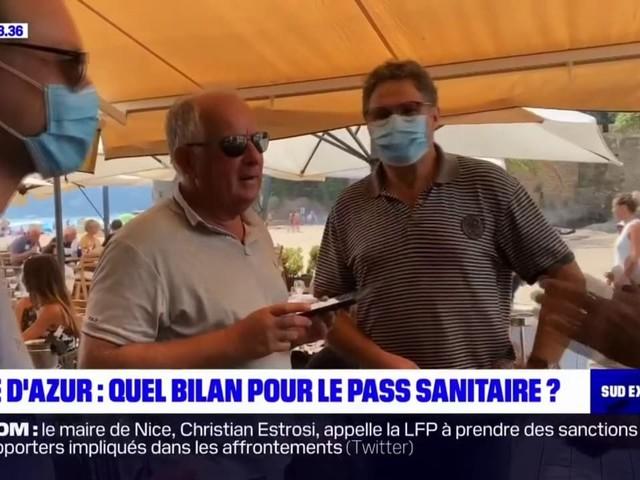 Pass sanitaire: quel bilan pour les établissements de la Côte-d'Azur?