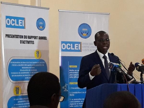 Lutte contre la corruption: Des progrès enregistrés au niveau l'Office
