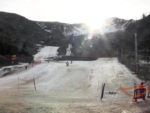 Ariège : les stations de Goulier et de Mijanès contraintes de fermer temporairement faute de neige