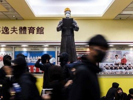 La loi interdisant le port du masque à Hong Kong jugée anticonstitutionnelle