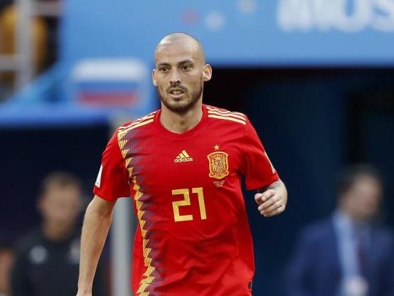 Foot - ESP - L'Espagnol David Silva prend sa retraite internationale