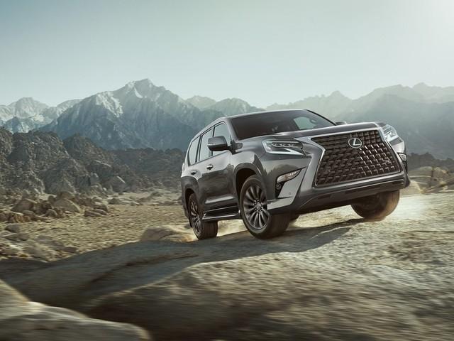 Le Lexus GX change de gueule pour 2020