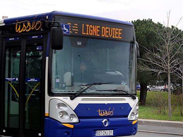 Un bus Tisséo s'embrase sur un parking à Toulouse, pas de blessés