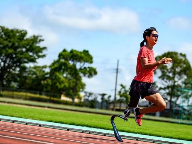 Des athlètes paralympiques japonais espèrent faire évoluer les mentalités