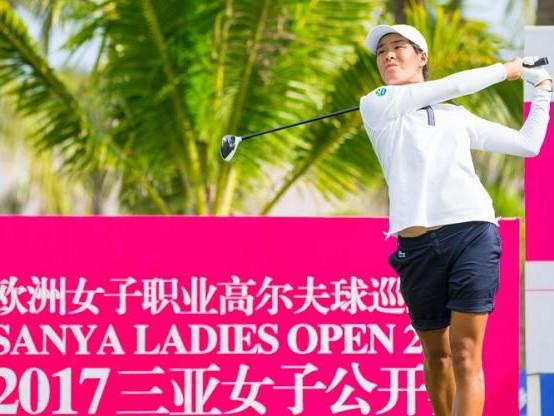 Golf - LET - Sanya Ladies Open : Céline Boutier file en tête