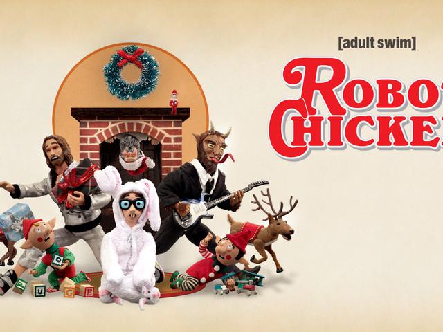 La saison 9 inédite de ROBOT CHICKEN arrive dés le 21 février sur Adult Swim