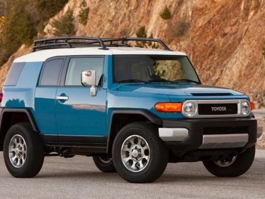 Toyota pourrait produire une suite au FJ Cruiser