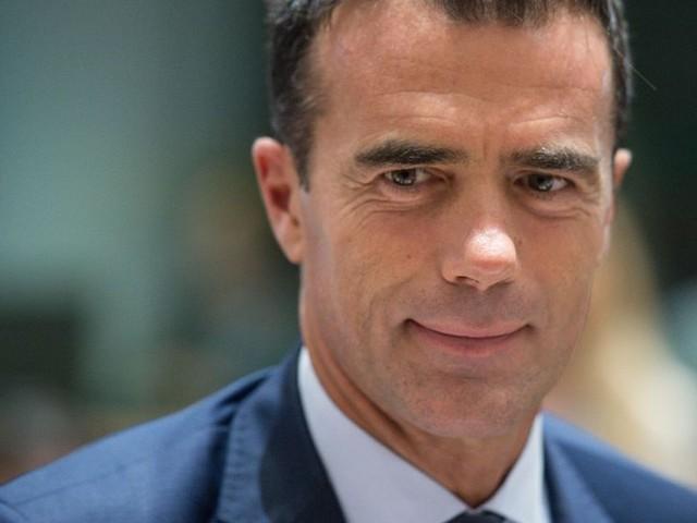 Le conseiller d'Édouard Philippe Sandro Gozi annonce sa démission de Matignon