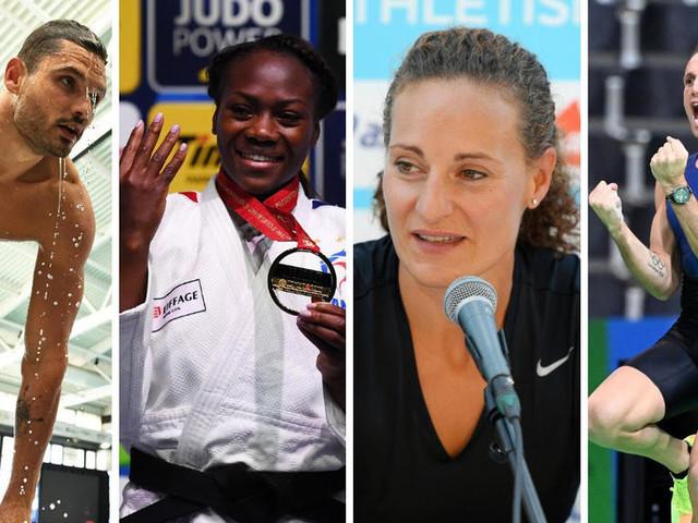 Jeux olympiques de Tokyo : les prétendants au rôle de porte-drapeau de la délégation française expliquent leur choix