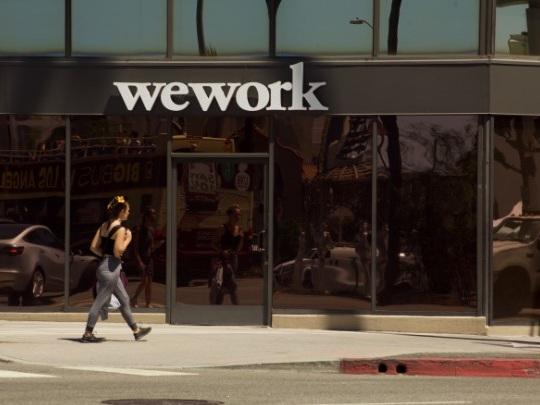 Temasek et Trustbridge songent à mettre la main sur les activités de WeWork en Chine