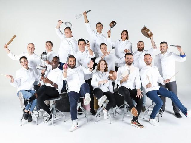 """""""Top Chef"""" saison 11 : qui sont les 15 candidats prêts à en découdre ?"""