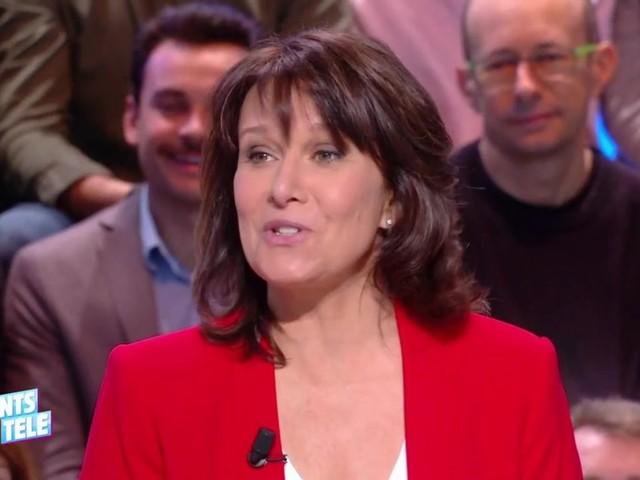"""VIDEO. """"On vit très bien"""": Carole Rousseau, finalement bien contente d'avoir quitté TF1"""