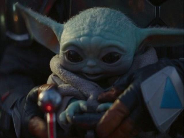 The Mandalorian : Baby Yoda apparaît dans une scène de Jurassic Park