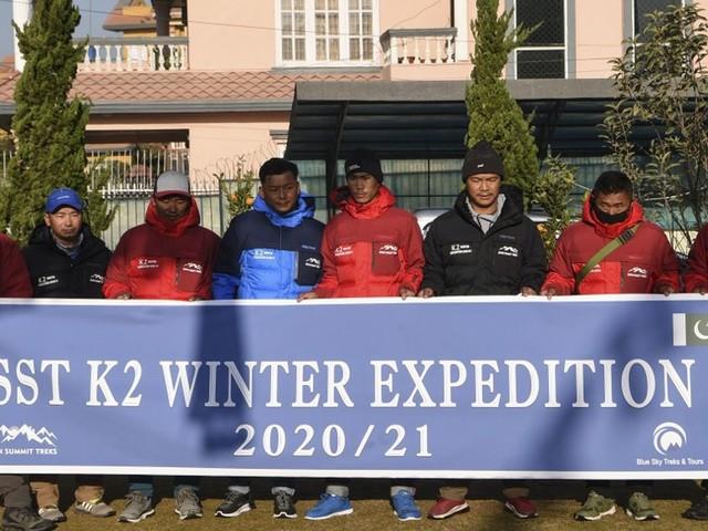 Népal : l'alpiniste espagnol Sergi Mingote est mort pendant une expédition sur le K2