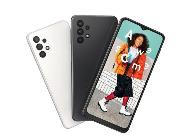 Samsung GalaxyA32 officialisé: le smartphone 5G le plus abordable de la gamme