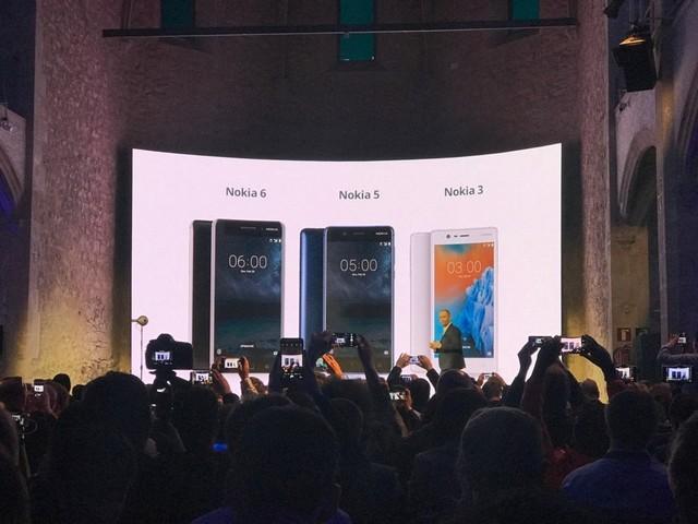 Voici un aperçu des smartphones que Nokia va annoncer au MWC 2018