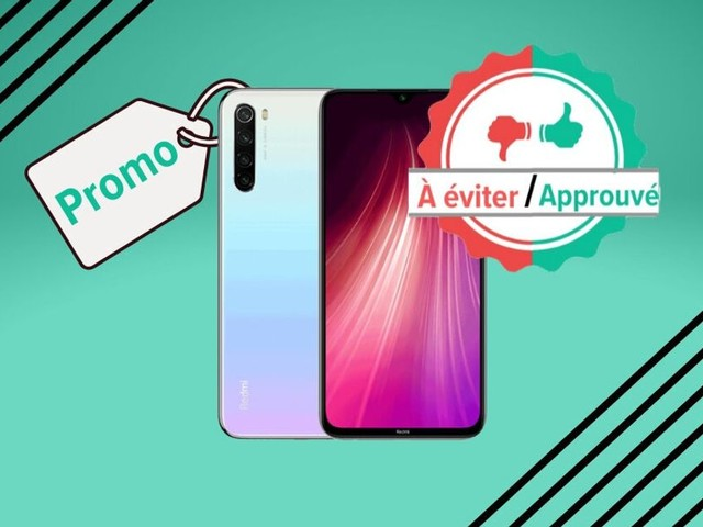 Avant le Black Friday, le Xiaomi Redmi Note 8T en promo, on valide ou pas?