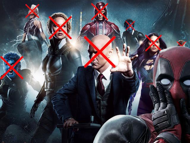 Avengers : Deadpool est le seul X-Men qui va survivre au rachat de la Fox