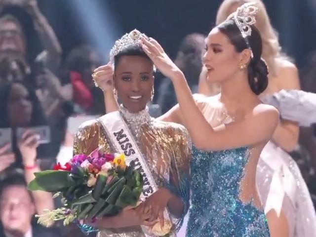 Miss Afrique du Sud sacrée Miss Univers 2019, Maëva Coucke dans le top 10
