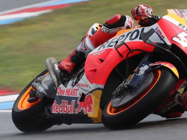 Moto GP – GP du Japon : Marquez en pole pour la première fois à Motegi, Quartararo troisième