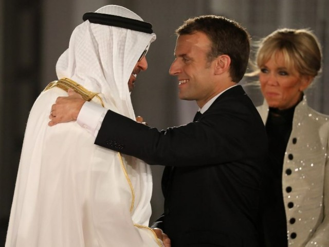 Les dessous du méga fonds de un milliard entre Abou Dhabi et la France
