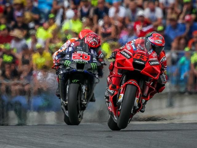 Grand Prix de Saint-Marin de MotoGP : les résultats des essais libres 3