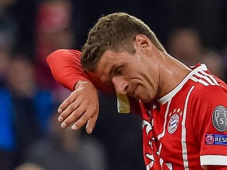 Foot allemand: le Bayern et Thomas Müller dans l'expectative