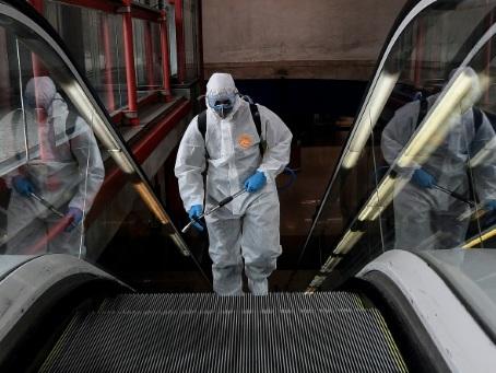 Coronavirus: l'Europe se referme, la BCE dégaine un plan colossal