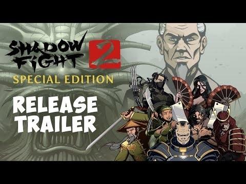 Shadow Fight 2 Special Edition : contenus enrichis et passage premium pour ce nouveau jeu de combat iPhone, iPad