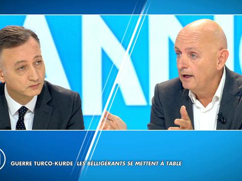 """Georges Dallemagne désapprouve l'offensive turque en Syrie: """"La Turquie entend mener une guerre d'annexion"""""""