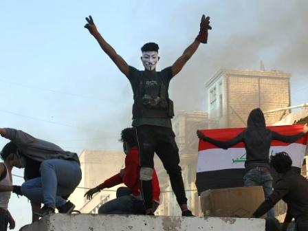 Quatre manifestants tués à Bagdad, la contestation ne faiblit pas