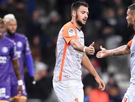 L1 (J11) : Montpellier s'impose en patron à Toulouse et s'accroche au podium