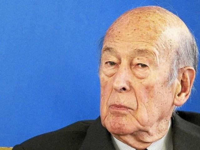 Valéry Giscard d'Estaing hospitalisé à Tours pour une «insuffisance cardiaque»
